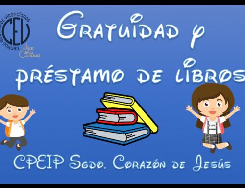 GRATUIDAD Y PRÉSTAMO DE LIBROS DE TEXTO